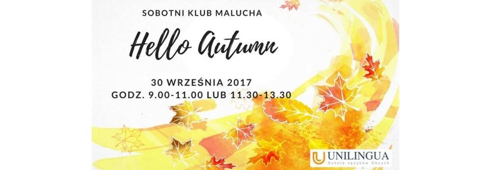 Sobotni Klub Malucha 30.09