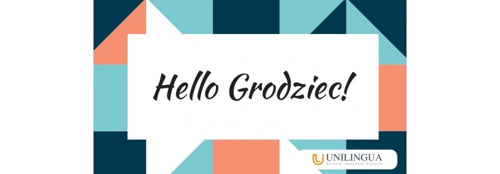 Unilingua w Grodźcu!