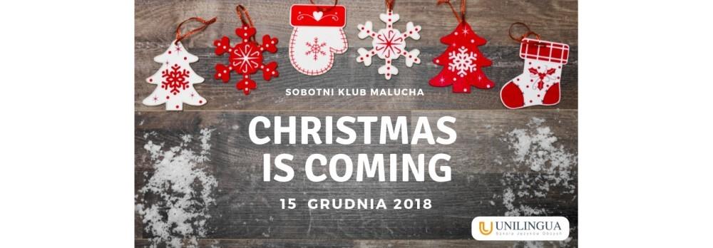 Sobotni Klub Malucha 15 grudnia - Zapraszamy